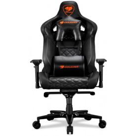 Геймерское кресло Cougar Armor Titan Black (3MATBNXB.0001)