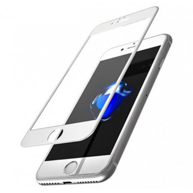 Защитное стекло 3D Glass White для Apple iPhone 8 Plus tehniss.ru в Екатеринбурге