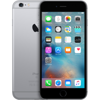 Смартфон Apple iPhone 6s Plus 32Gb Space Gray Как Новый tehniss.ru в Екатеринбурге
