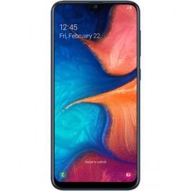 Смартфон Samsung Galaxy A20 32Gb Blue