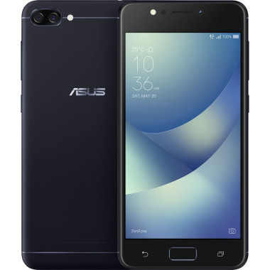 Смартфон ASUS ZenFone 4 Max ZC520KL 3/32Gb Black tehniss.ru в Екатеринбурге