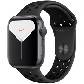 Умные часы Apple Watch Series 5 GPS 44mm Space Grey Aluminum Case with Nike Sport Band