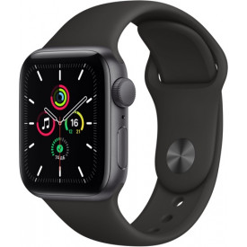 Смарт-часы Apple Watch SE GPS 40mm Space Gray Aluminum Case with Sport Band