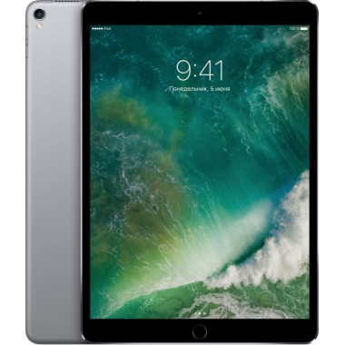 Планшет Apple iPad Pro 10.5 64Gb Wi-Fi Space Gray tehniss.ru в Екатеринбурге