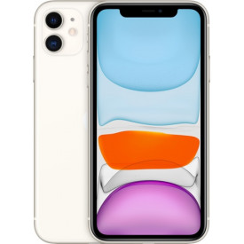 Смартфон Apple iPhone 11 128GB White (MHDJ3RU/A)