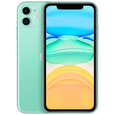 Смартфон Apple iPhone 11 64GB Green tehniss.ru в Екатеринбурге
