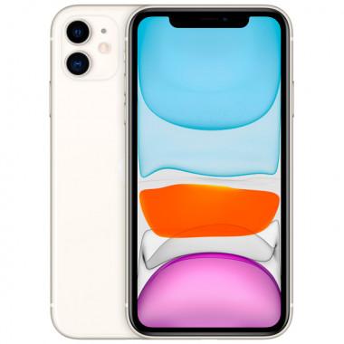 Смартфон Apple iPhone 11 64GB White tehniss.ru в Екатеринбурге