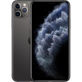 Смартфон Apple iPhone 11 Pro Max 64GB Space Gray (MWHD2RU/A)