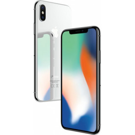 Смартфон Apple iPhone X 256GB Silver RU