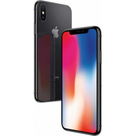 Смартфон Apple iPhone X 64GB Space Gray RU