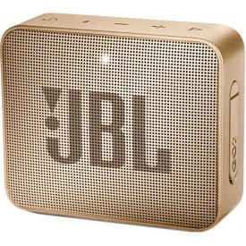 Беспроводная акустика JBL GO 2 Champagne