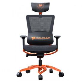 Геймерское кресло Cougar Argo Black/Orange (3MERGOCH.0001)