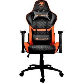Геймерское кресло Cougar Armor One Black/Orange (3MARONXB.0001)