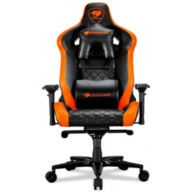Геймерское кресло Cougar Armor Titan Black/Orange (3MATTNXB.0001)