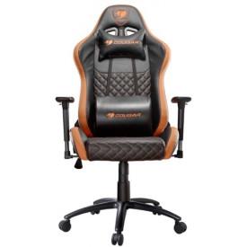 Геймерское кресло Cougar Rampart Orange (3MARMPRO.BF01)