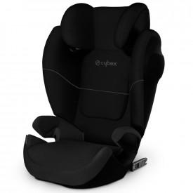 Детское автокресло Cybex Solution М-Fix SL 3-12 лет Black