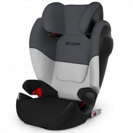 Детское автокресло Cybex Solution М-Fix SL 3-12 лет Dark Grey