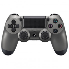Геймпад Sony DualShock 4 v2 Steel Black