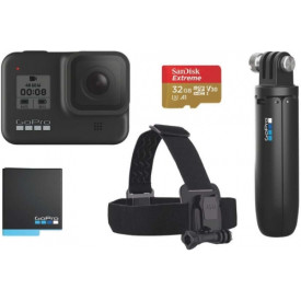Экшн-камера GoPro HERO8 Black Special Bundle (CHDRB-801)