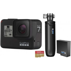 Экшн-камера GoPro HERO7 Black Special Bundle (CHDRB-701)