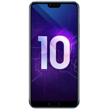 Смартфон HONOR 10 4/128GB Glacier Grey tehniss.ru в Екатеринбурге