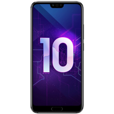 Смартфон HONOR 10 4/64GB Midnight Black tehniss.ru в Екатеринбурге