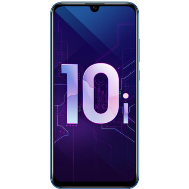 Смартфон Honor 10i 128GB Phantom Blue tehniss.ru в Екатеринбурге