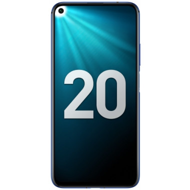 Смартфон Honor 20 6/128Gb Sapphire Blue tehniss.ru в Екатеринбурге