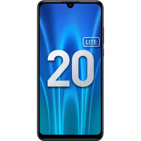 Смартфон Honor 20 Lite 4/128GB (RU) Midnight Black