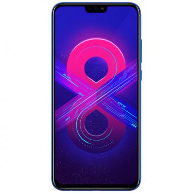 Смартфон Honor 8X 4/128GB Blue tehniss.ru в Екатеринбурге