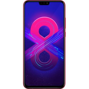 Смартфон Honor 8X 4/128GB Red tehniss.ru в Екатеринбурге