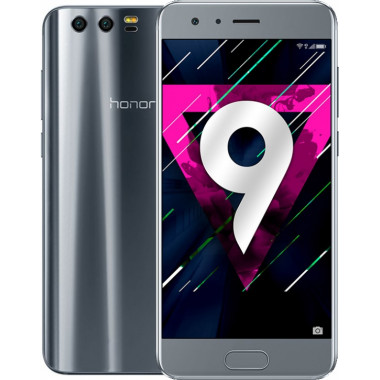 Смартфон Huawei Honor 9 4/64GB Gray tehniss.ru в Екатеринбурге