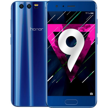 Смартфон Huawei Honor 9 6/128GB Blue tehniss.ru в Екатеринбурге
