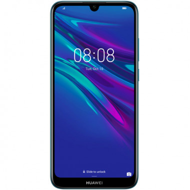Смартфон HUAWEI Y6 (2019) Blue tehniss.ru в Екатеринбурге