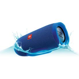 Беспроводная акустика JBL Charge 3 Blue