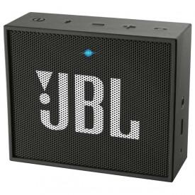 Беспроводная акустика JBL GO Black