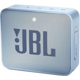 Беспроводная акустика JBL GO 2 Cyan