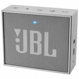 Беспроводная акустика JBL GO Gray