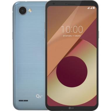 Смартфон LG Q6a M700 Platinum tehniss.ru в Екатеринбурге