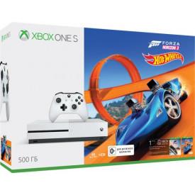 Игровая приставка Microsoft Xbox One S 500Gb+Forza Horizon 3+Dlc