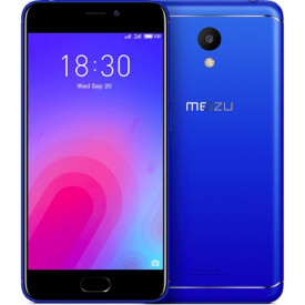 Смартфон Meizu M6 16GB Blue