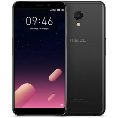 Смартфон Meizu M6s 32GB Black tehniss.ru в Екатеринбурге