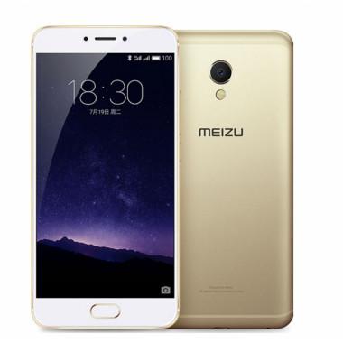 Смартфон Meizu MX6 32Gb Ram 3Gb Gold tehniss.ru в Екатеринбурге