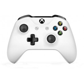 Геймпад Microsoft Xbox One Wireless Controller White
