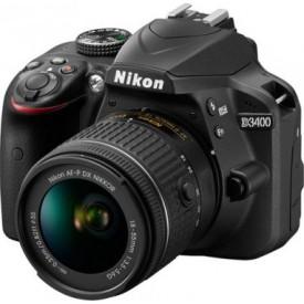 Фотоаппарат зеркальный Nikon D3400 Kit 18-55