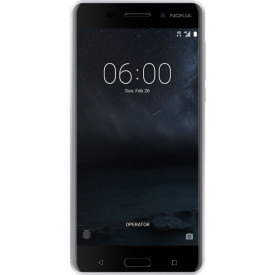 Смартфон Nokia 6 32GB Silver
