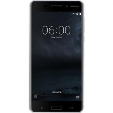 Смартфон Nokia 6 32GB Silver tehniss.ru в Екатеринбурге