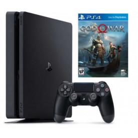 Игровая приставка SONY PlayStation 4 1Tb + God of War