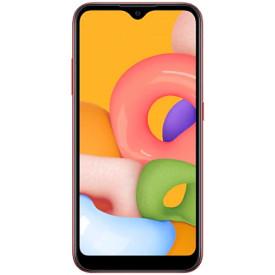Смартфон Samsung Galaxy A01 Red