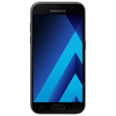Смартфон Samsung Galaxy A3 2017 SM-A320F Black tehniss.ru в Екатеринбурге